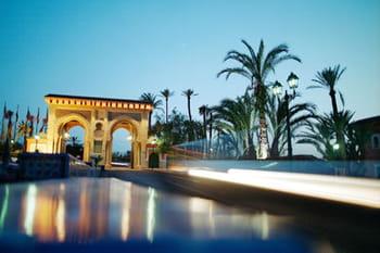 Entrez au coeur du Palmeraie Resorts de Marrakech
