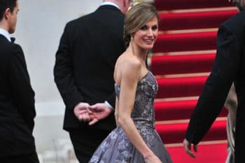 Le CV mode de Letizia d'Espagne