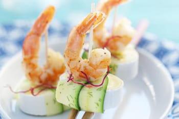 40 recettes de crustacés