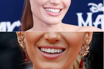 A qui sont ces sourires de stars ?