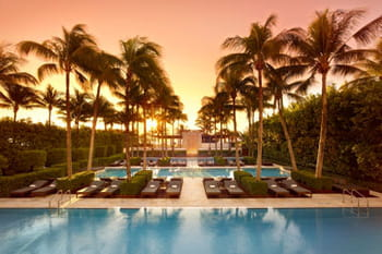 Visitez l'hôtel The Setai Miami Beach