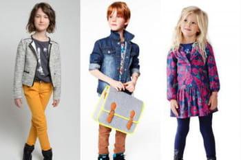 Mode : la rentrée de vos enfants à petit prix !