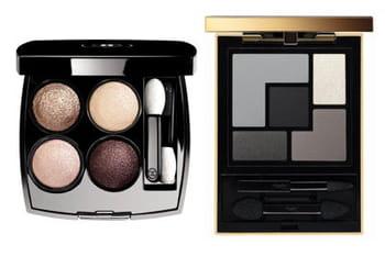 Maquillage : les palettes de la rentrée