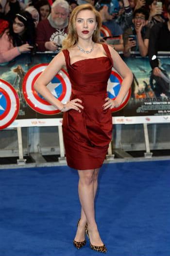 Scarlett Johansson : son style au fil du temps