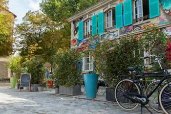 Le Pavillon des canaux, un bar-restaurant comme à la maison