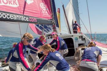 Volvo Ocean Race : 11 femmes contre vents et marées