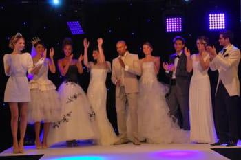 Les plus belles robes de mariée du Salon du Mariage et du pacs 2014