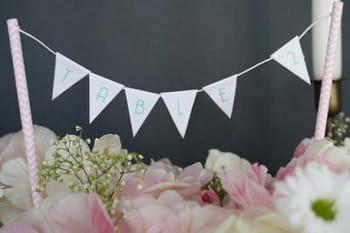 20 idées déco à piquer aux wedding-planners