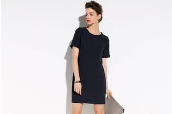 La petite robe voit noir !