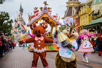 Disneyland Paris : Un Noël 2014 princier et gourmand