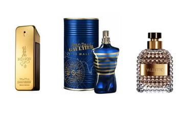 Les parfums masculins à offrir