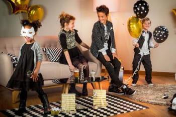 Mode enfant : 30 habits de fêtes pour briller