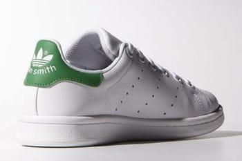Tendances : La basket Stan Smith Adidas toujours plus en vogue