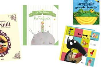 Sélection : de jolis livres pour nos enfants