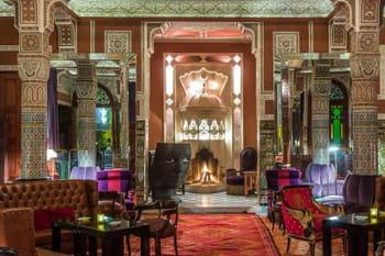 Le Palais Soleiman ou la quintessence marocaine, entre tradition et modernité