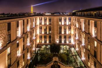 Visite de l'hôtel du Collectionneur, le 5 étoiles Art déco parisien