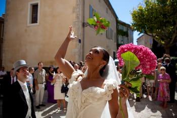 Mariage chic dans un mas provençal