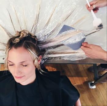 Le Fluid Hair Painting : la nouvelle technique de coloration.