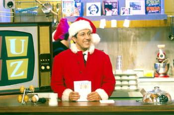 Le Père Noël est un people