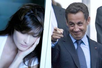 """Carla Bruni et Nicolas Sarkozy : """"une histoire d'amour publique"""""""