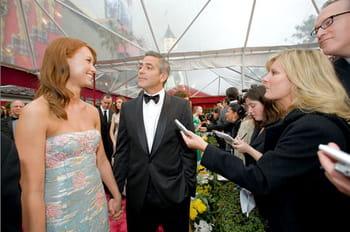 Couples et duos de stars aux Oscars