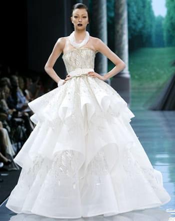 Des robes de mariée de rêve