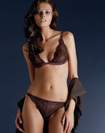 La lingerie sort le grand jeu