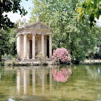 les jardins de la villa borghese italie 20 jardins qu 39 il faut avoir vus dans sa vie journal. Black Bedroom Furniture Sets. Home Design Ideas