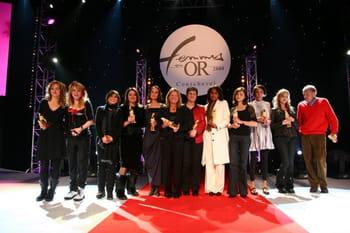 Les trophées des Femmes en or 2009