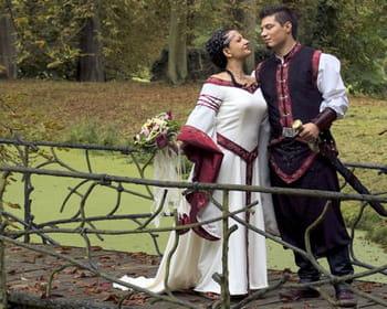 Le mariage médiéval de Sophie