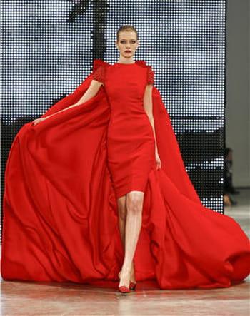 Les collections haute couture printemps-été 2009