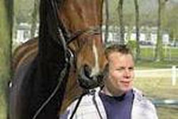 """Matthias Lang (président de l'Association Sportive de Voltige Eq:""""La voltige est une excellente discipline pour découvrir l'équitation"""""""