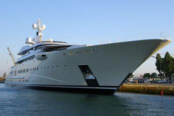 Les yachts des célébrités