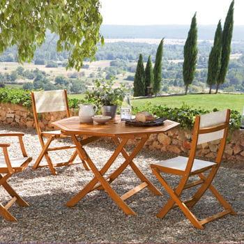 Partie de campagne mobilier et salon de jardin journal for Mobilier de jardin la redoute