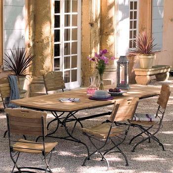 Tout en finesse mobilier et salon de jardin journal for Salon de jardin truffaut
