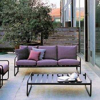 Les canapés et sofas de jardin