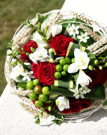 20 bouquets de mari&eacute;es