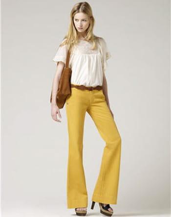 Des pantalons pour l'été