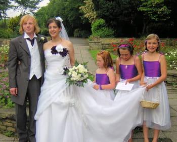 """Un mariage """"so british"""" !"""