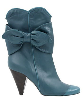 Les chaussures de l'hiver