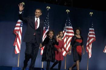 Un an avec Barack Obama