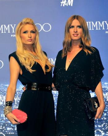 Soirée hollywoodienne pour Jimmy Choo et H&M