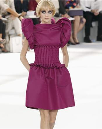 Le meilleur des collections haute couture automne-hiver 2008-2009