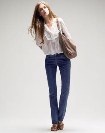 Les nouveaux jeans de la saison