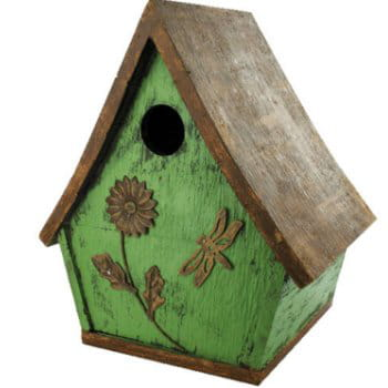 Sélection de nichoirs pour les oiseaux du jardin