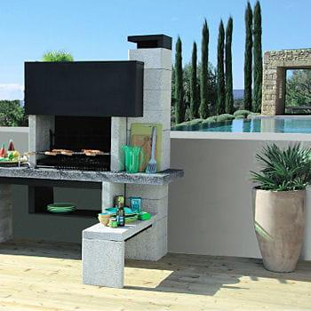 R alisez un espace convivial 10 astuces pour embellir le coin piscine journal des femmes - Castorama espace jardin creteil ...