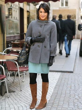 La mode est dans la rue