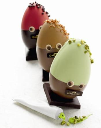 Pâques : la chasse aux oeufs est ouverte !
