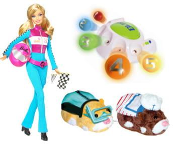 Les nouveaux jouets de 2010