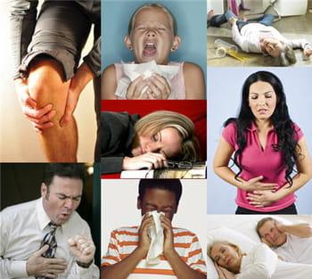 10 symptômes expliqués